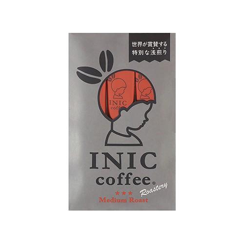 日本INIC coffee─中烘焙咖啡Medium Roast〈3入組〉