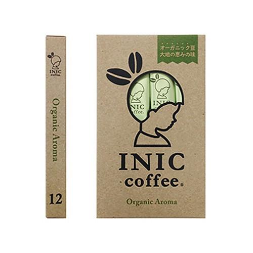日本INIC coffee─自然農法咖啡〈12入組〉