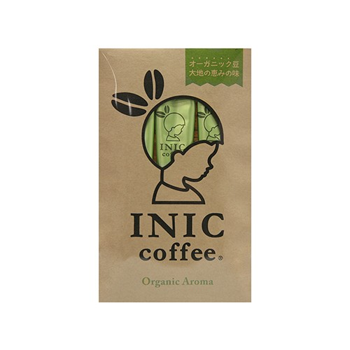 日本INIC coffee─自然農法咖啡〈3入組〉