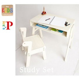 【na-KIDS】 Picc's快樂兒童學習桌椅組