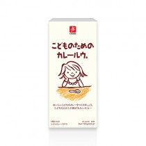 日本CANYON─兒童咖哩塊150g
