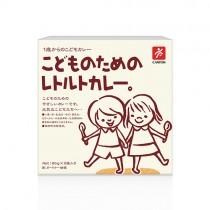 日本CANYON─兒童咖哩調理包(淡路洋蔥口味)