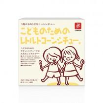 日本CANYON─兒童玉米濃湯調理包(淡路洋蔥口味)