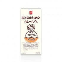日本CANYON─大人味咖哩塊150g