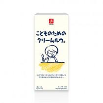日本CANYON─兒童奶油咖哩塊 140g