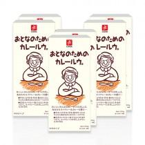 日本CANYON─大人味咖哩塊150g〈六入組〉