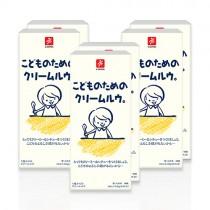 日本CANYON─兒童奶油咖哩塊 140g〈六入組〉
