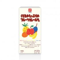 日本CANYON─兒童水果咖哩塊150g