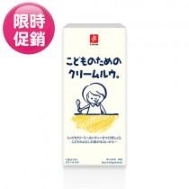 【限時促銷】日本CANYON─兒童奶油咖哩塊 140g