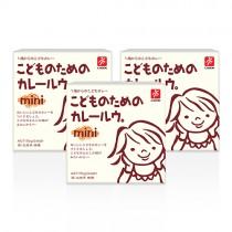 日本CANYON─兒童咖哩塊mini 75g〈三入組〉