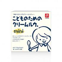 日本CANYON─兒童奶油咖哩塊mini 75g