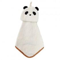 日本Pine-Create 動物造型擦手巾〈熊貓〉