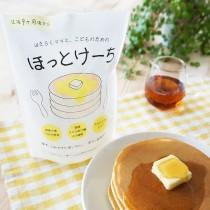 日本製 Sooooo S. 寶寶鬆餅粉 〈五入組〉