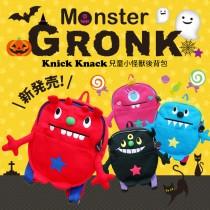 日本Knick Knack─Monster Gronk兒童小怪獸後背包(4款可選)