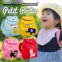 日本Knick Knack─PETIT POETIC Mini彩虹糖後背包(4款可選)