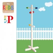 【na-KIDS】 Picc's快樂兒童衣帽架
