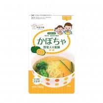日本東銀來麵—無食鹽寶寶蔬菜細麵〈南瓜〉