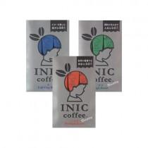 日本INIC coffee─中烘焙咖啡 + 微深烘焙咖啡 + 深烘焙咖啡〈各3入*1組〉