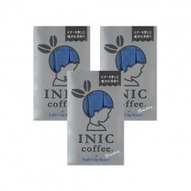 日本INIC coffee─深烘焙咖啡Full City Roast〈3入*3組〉