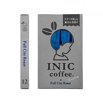 日本INIC coffee─深烘焙咖啡Full City Roast〈12入組〉