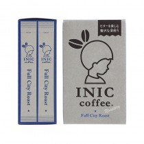 日本INIC coffee─深烘焙咖啡Full City Roast〈30入組〉