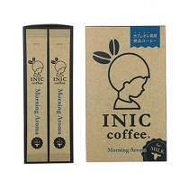 日本INIC coffee─咖啡歐蕾Morning Aroma〈30入組〉