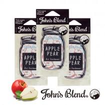 日本John′s Blend─香氛片〈清甜蘋果梨3入組〉