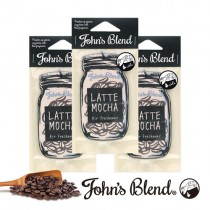 日本John′s Blend─香氛片〈濃郁拿鐵摩卡3入組〉