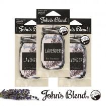 日本John′s Blend─香氛片〈恬靜薰衣草3入組〉