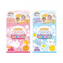 MANABURO 濃厚泡泡入浴劑 (舒眠皂香/柔和花香)