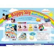 日本魔幻泡泡玩具入浴球─迪士尼篇〈2入組〉