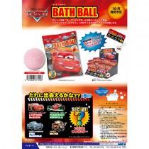 日本魔幻泡泡玩具入浴球─汽車總動員篇〈1入組〉