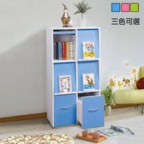 第五代【創意小天才】上掀式展示置物書櫃