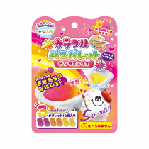 日本 MANABURO歡樂調色盤入浴錠 〈 粉紅花香 〉