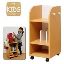 【na-KIDS】兒童書包收納置物架
