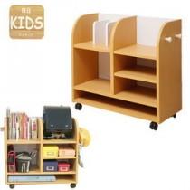 【na-KIDS】兒童萬用收納書架