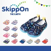 日本SkippOn─「ISEAL VU系列」兒童休閒機能鞋〈宇宙漫遊 〉