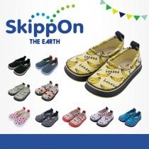 日本SkippOn─兒童休閒機能鞋〈香蕉樂園〉